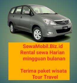 Melayani Rental Sewa Mobil di Tanjung Sari