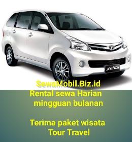 Jasa Rental Sewa Mobil di Tanjung Sari